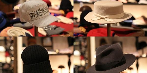 Vol.18 ☆流行の帽子スタイル☆ プロフェッショナルが教えるオススメ帽子特集 by CA4LA